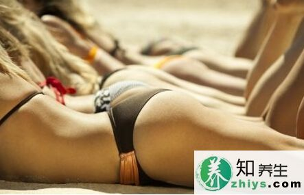 女人的臀部越大越长寿!