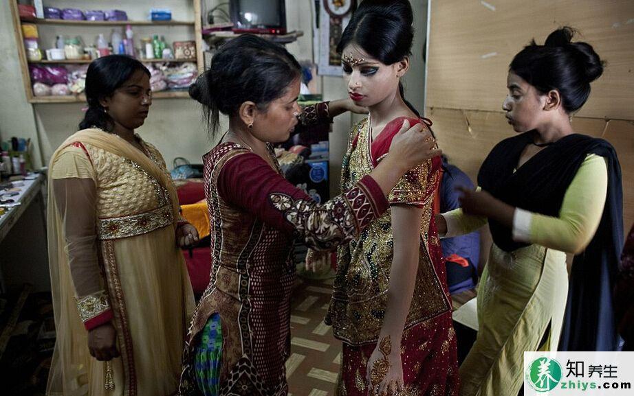 孟加拉国女孩15岁就要出嫁!